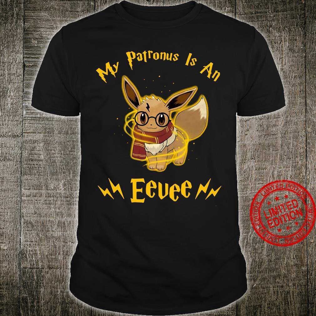 My Patronus is an Eevee shirt